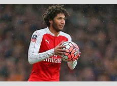 Mohamed Elneny named Arsenal Player of the Month Daily Star