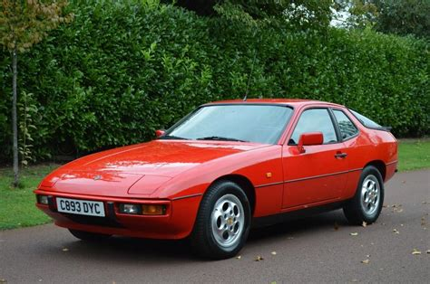 Used 1985 Porsche 924 S For Sale In Surrey