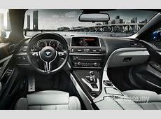 BMW M6 Coupe F13 2012 Interior Image #6468 in Malaysia