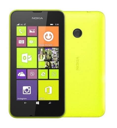 nokia lumia 530 dual sim details specifications features and price
