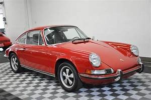 Porsche Nice : 1970 porsche 911t coupe red black 5 speed a c very nice car for sale in cleveland ohio united ~ Gottalentnigeria.com Avis de Voitures