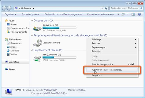 Utiliser Le Client Ftp Natif De Windows