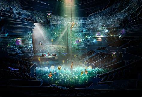 le berger l perle site visit la perle by dragone al habtoor city