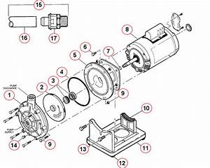 Polaris Booster Pump Replacement Parts