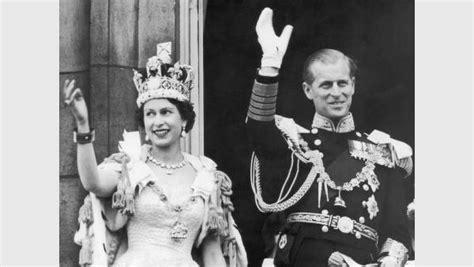 queen elizabeth ii prinz philip feiern eiserne hochzeit