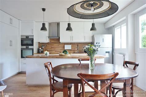location salle avec cuisine amenagement cuisine ouverte avec salle a manger 6