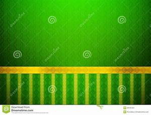 klassische grune tapeten stockbild bild 26181351 With balkon teppich mit gruene tapeten