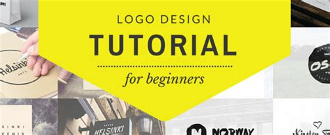 how to design a logo logo design for newbies how to create a simple logo in