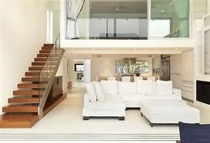 Decore sua sala com escada de forma fácil com essas super