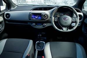 Review  The Toyota Yaris Hybrid Is A One