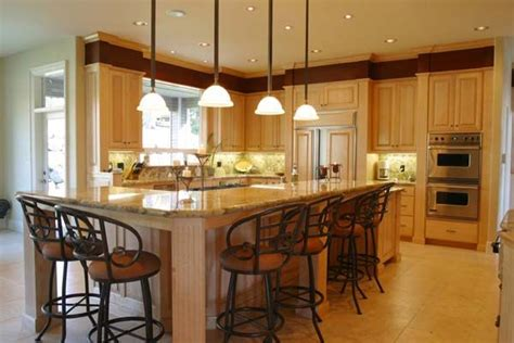ideas for kitchen islands with seating kitchen island ideas seating country vintage kitchens pintere