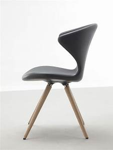 Stuhl Weiß Mit Holzbeinen : design stuhl von tonon aus holz und polyurethan verschiedene farben concept w sediarreda ~ Bigdaddyawards.com Haus und Dekorationen