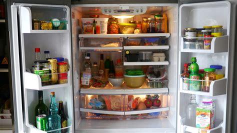 desserte de cuisine colocation 3 astuces pour compartimenter le frigo