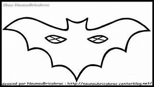 Masque Halloween A Fabriquer : masque de chauve souris r aliser ~ Melissatoandfro.com Idées de Décoration