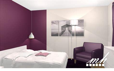 couleur romantique pour chambre choix couleur peinture chambre