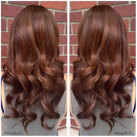 warm brown hair color warm chestnut brown hair color for my beautiful the