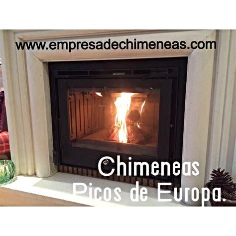 cassette de chimenea chimeneas picos de europa chimenea de le 241 a foto