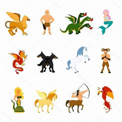 Mythical Creatures Drawing Creature Clipart Unique Graphics