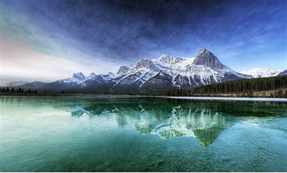 Mountain Desktop Wallpapers Mountains Nature Pixelstalk Snow