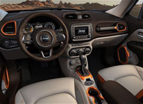 jeep renegade interior orange jeep renegade pollard jeep boulder co