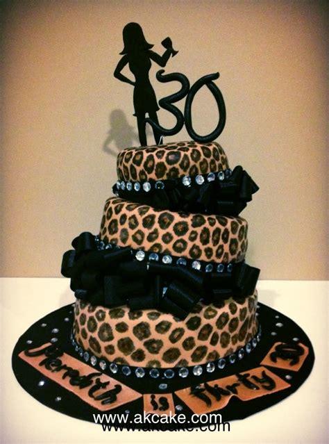 leopard birthday cake feline theme birthday