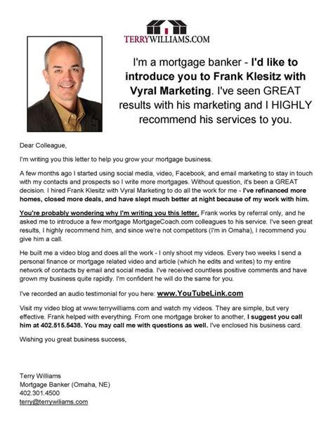 real estate introduction letter sample vmore info