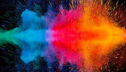 Colorful 4k Wallpapers Dispersion Resolution Background Laptop