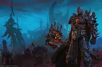 Warcraft Shadowlands Wallpapers
