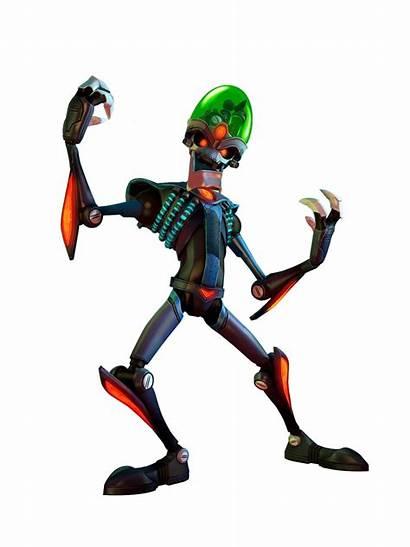 Nefarious Dr Villains Wiki Doctor Ratchet Clank