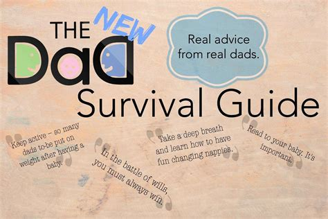 New Dad Survival Guide Real Advice From Real Dads Thedadsnet