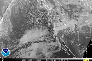 Strong Southern California storm on Sunday, then drier ...