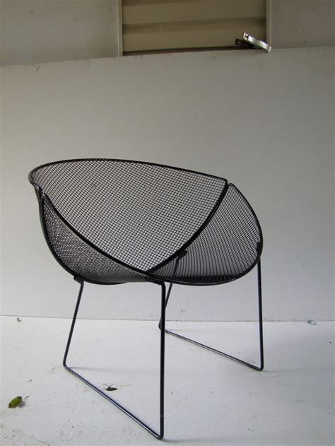 steel mesh patio set 1000 images about armless unique patio chairs on