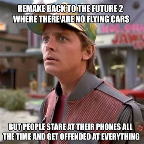 Offended Memes - 50 best back to the future memes images on pinterest