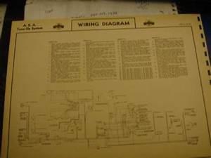 Find 55 Nash 8 Ambassador Tuneup Specs Wiring Diagram