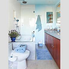 Spainspired Master Bathroom Hgtv