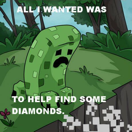 Creeper Meme Minecraft Creeper Memes Www Pixshark Images