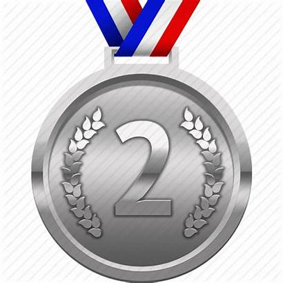 Medal Clipart 2nd Place Transparent Icons Bronze