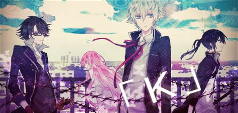 K Project Anime Wallpaper - anime wallpaper k project wallpaper