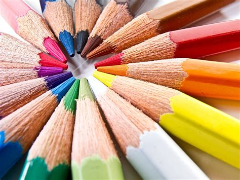 Coloring With Colored Pencils by Colored Pencil