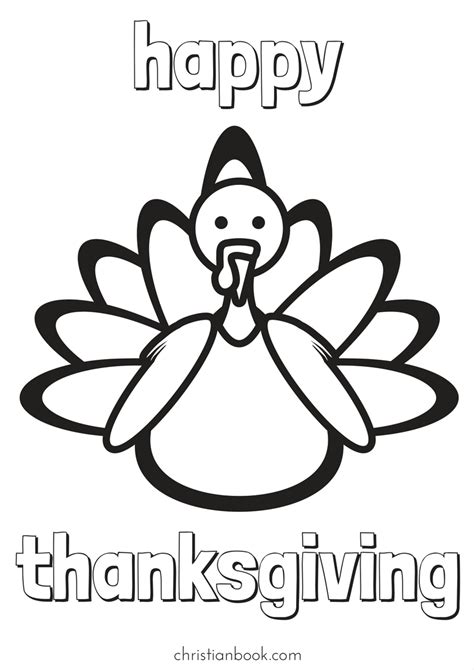 thanksgiving coloring pages  kids christianbook