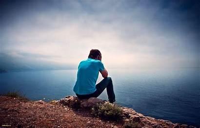 Alone Boy Wallpapers Sad Fresh