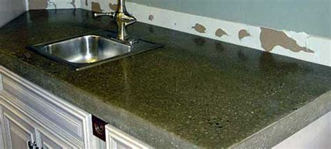 how to make concrete countertop install your own concrete countertops
