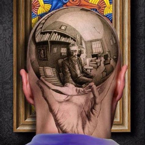 hardcore head tattoos tattoos beautiful