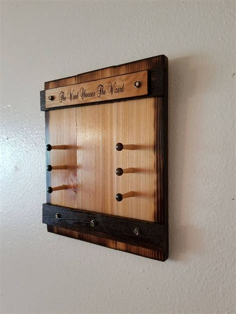 wand holder holds  wands wand rack wand display