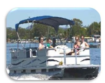 Tracker Boats Reliability by Pontoon Boat Rentals
