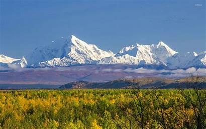 Denali National Park Alaska Wallpapers Nature 4k