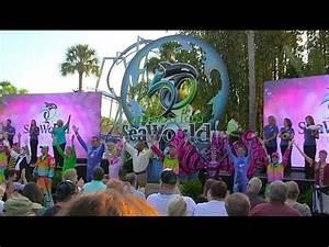 SeaWorld 50th anniversary Sea of Surprises celebration ...