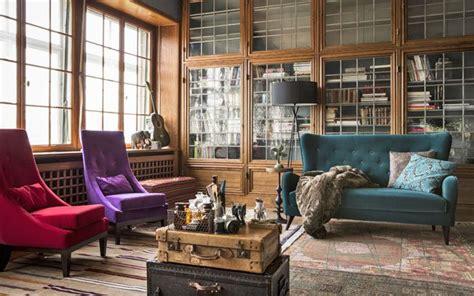 Bohème Living Wohnstil: Individuell einrichten mit buntem