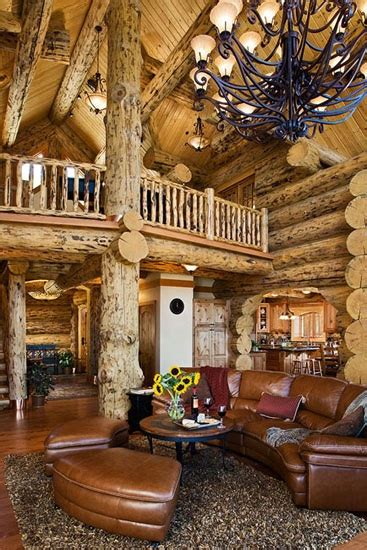 ultimate log home   bedrooms   baths  house designers