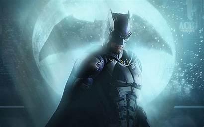 Batman 4k Knight Dark Justice League Wallpapers